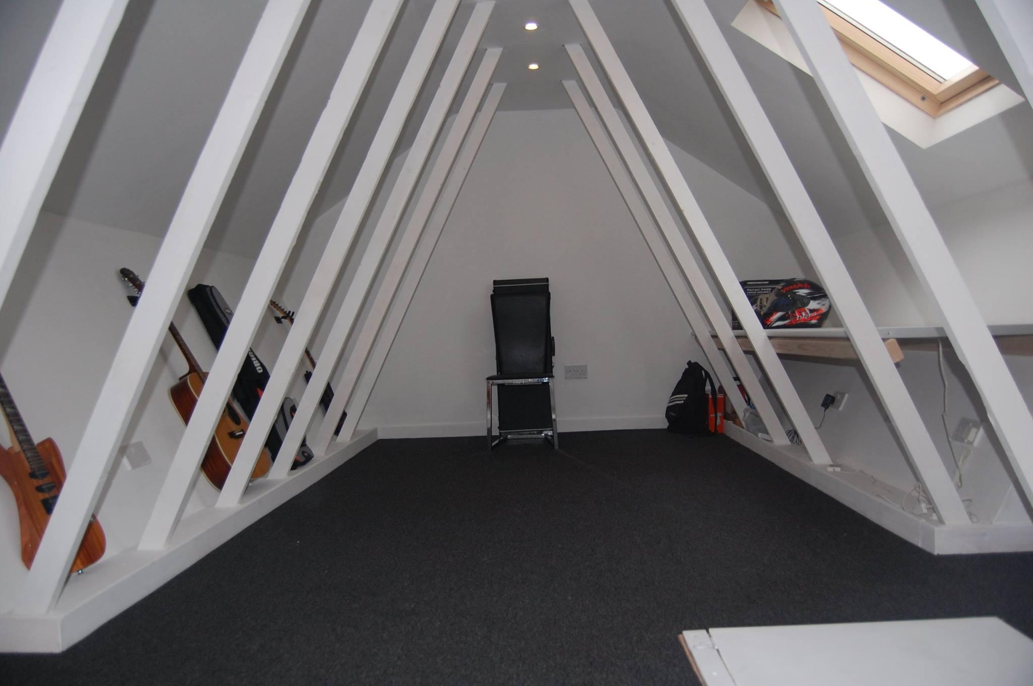 Loft Ladder Scotland Playrooms